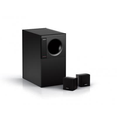 Bose Acoustimass 3 széria V. sztereó hangszóró rendszer fekete