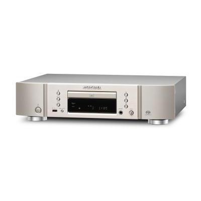 Marantz SA8005 CD/SACD lejátszó silvergold