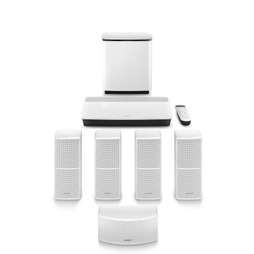 Bose Lifestyle 600 házimozirendszer + SoundTouch 20 III fehér