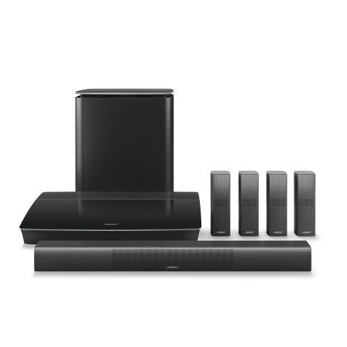 Bose Lifestyle 650 házimozirendszer + SoundTouch 20 III fekete