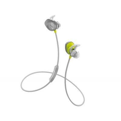 Bose SoundSport Wireless vezetéknélküli fülhallgató citrom