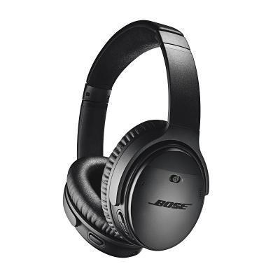 Bose QuietComfort 35 vezeték nélküli zajkioltó fejhallgató II fekete