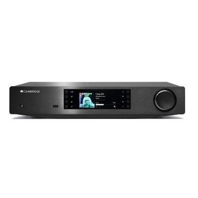 Cambridge Audio CXN V2 Hálózati Lejátszó és DAC fekete
