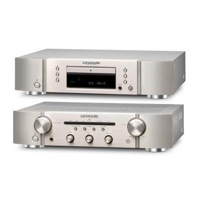 Marantz PM5005 + CD5005 szett silvergold