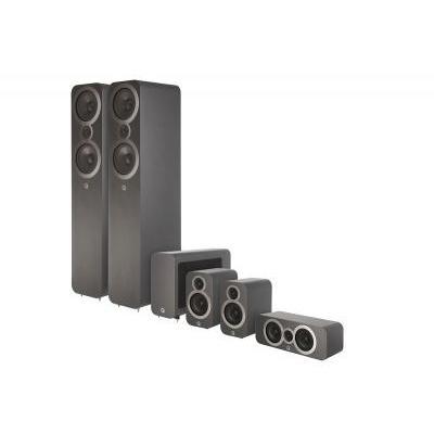 Q Acoustics QA 3050i/3010i/3090Ci/3060S 5.1 házimozi hangsugárzó szett szürke