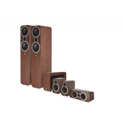 Q Acoustics QA 3050i/3010i/3090Ci/3060S 5.1 házimozi hangsugárzó szett dió