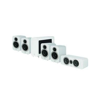 Q Acoustics QA 3010i/3010i/3090Ci/3060S 5.1 házimozi hangsugárzó szett fehér