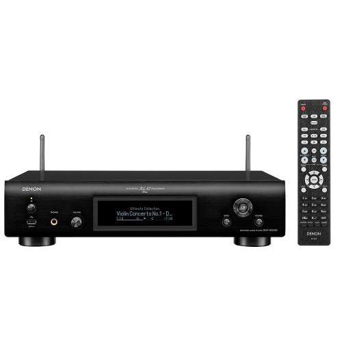 Denon DNP-800NE hálózati audió lejátszó fekete