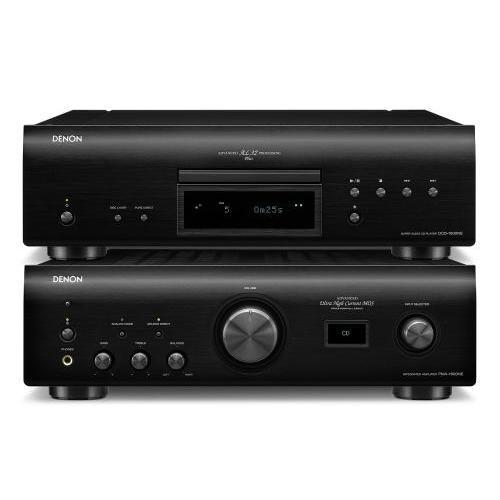 Denon PMA-1600NE + DCD-1600NE szett fekete