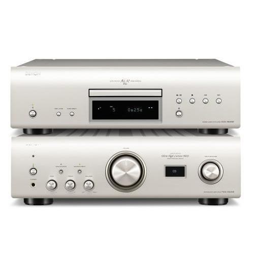 Denon PMA-1600NE + DCD-1600NE szett premium silver