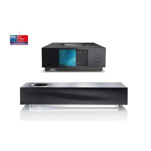 Naim Uniti Atom HDMI + Mu-so Wireless Music System