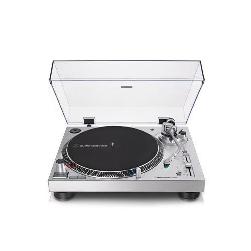 Audio-Technica AT-LP120X lemezjátszó ezüst