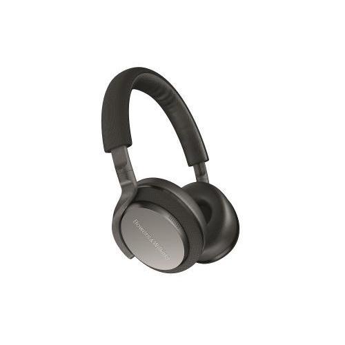 Bowers & Wilkins PX5 vezeték nélküli fülre felfekvő fejhallgató aktív zajcsökkentéssel space grey