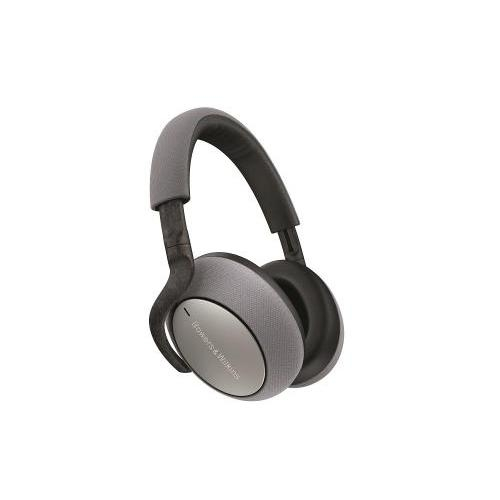 Bowers & Wilkins PX7 vezeték nélküli fület körülölelő fejhallgató aktív zajcsökkentéssel ezüst