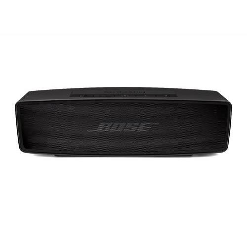 Bose SoundLink Mini II – Különleges kiadás tripla fekete