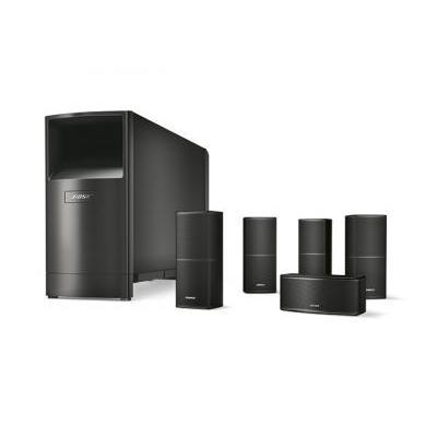 Bose Acoustimass 10 széria V. házimozi hangszóró rendszer fekete